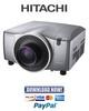 Thumbnail Hitachi CP-X10000 + SX12000 Service Manual & Repair Guide