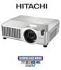 Thumbnail Hitachi CP-X705 X705W Service Manual & Repair Guide