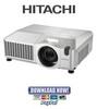 Thumbnail Hitachi CP-X807 X807W Service Manual & Repair Guide