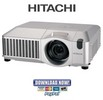 Thumbnail Hitachi CP-X809 X809W Service Manual & Repair Guide
