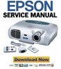 Thumbnail Epson Powerlite S1 + S1PLUS Service Manual & Repair Guide
