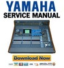 Thumbnail Yamaha DM2000 MB2000 SP2000 Mixer Service Manual & Repair Guide
