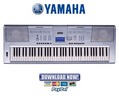 Thumbnail Yamaha DGX 203 + 205 Keyboard Service Manual & Repair Guide