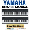 Thumbnail Yamaha CP33 Stage Piano Service Manual & Repair Guide