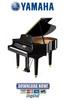 Thumbnail Yamaha Clavinova CGP-1000 Piano Service Manual & Repair Guide