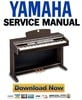 Thumbnail Yamaha Clavinova CLP-120 Piano Service Manual & Repair Guide