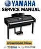 Thumbnail Yamaha Clavinova CVP-309 309PE 309PM Piano Service Manual & Repair Guide
