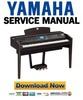 Thumbnail Yamaha Clavinova CVP-505 505PE 505PM Service Manual & Repair Guide