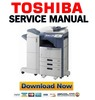 Thumbnail Toshiba e-Studio 205L 255 305 355 455 Service Manual + Handbook + Parts List Catalog