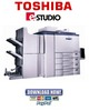Thumbnail Toshiba e-Studio 211c + 311c Service Manual & Service Handbook + Parts List Catalog