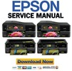 Thumbnail Epson Artisan 810 + 710 Service Manual & Repair Guide