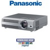 Thumbnail Panasonic PT-AE100 Series Service Manual & Repair Guide