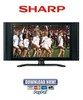 Thumbnail Sharp LC-26D4U 32D4U 37D4U Service Manual & Repair Guide