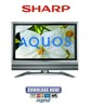 Thumbnail Sharp LC-26GA6 + 32GA6 + 37GA6 + 26BV6 + 32BV6 Series Service Manual & Repair Guide