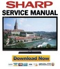 Thumbnail Sharp LC-40LE832U 46LE832U 52LE832U 60LE832U Service Manual