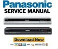 Thumbnail Panasonic DMR-EH57 Series Service Manual & Repair Guide