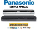 Thumbnail Panasonic DMR-EH67 EH675 Series Service Manual Repair Guide