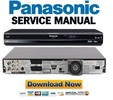 Thumbnail Panasonic DMR-EH69 + EX89 Series Service Manual & Repair Guide