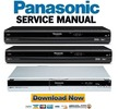 Thumbnail Panasonic DMR-EX78 + EX88 Series Service Manual & Repair Guide
