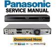 Thumbnail Panasonic DMR-EX79 + EX769 Service Manual & Repair Guide