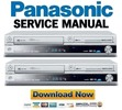 Thumbnail Panasonic DMR-EX95V EX95VEB EX95VEG Service Manual & Repair Guide