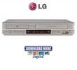 Thumbnail LG VC9700 Service Manual & Repair Guide
