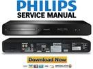 Thumbnail Philips BDP3000 Service Manual & Repair Guide