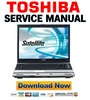 Thumbnail Toshiba Satellite A110 + PRO A110 Service Manual & Repair Guide