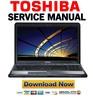 Thumbnail Toshiba Satellite A660 + PRO A660 Service Manual & Repair Guide