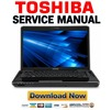 Thumbnail Toshiba Satellite L600 L640 L645 + Satellite Pro L600 L640 L645 Service Manual & Repair Guide