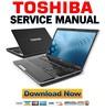 Thumbnail Toshiba Satellite P500 + PRO P500 Service Manual & Repair Guide