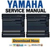 Thumbnail Yamaha MG206c USB Mixing Console Service Manual & Repair Guide