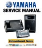 Thumbnail Yamaha Stagepas 300 Service Manual & Repair Guide