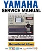 Thumbnail Yamaha AW4416 Professional Audio Workstation Service Manual & Repair Guide