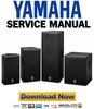 Thumbnail Yamaha DSR112 DSR115 DSR118W DSR215 Service Manual & Repair Guide