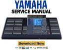 Thumbnail Yamaha M7CL-32 + M7CL-48 Full Service Manual & Repair Guide