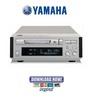 Thumbnail Yamaha MDX-E100 Minidisc Recorder Service Manual & Repair Guide