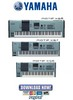 Thumbnail Yamaha Motif XS6 + XS7 + XS8 Synthesizer Service Manual & Repair Guide