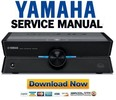 Thumbnail Yamaha YMC-500 + 700 Media Controller Service Manual & Repair Guide