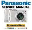 Thumbnail Panasonic DMC-TZ1 Series Service Manual & Repair Guide