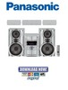 Thumbnail Panasonic SC-VK725D SA-VK725D Service Manual & Repair Guide