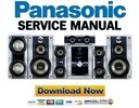 Thumbnail Panasonic SC-VK850 SA-VK850 Service Manual & Repair Guide