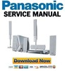 Thumbnail Panasonic SC-HT930 SA-HT930 Service Manual & Repair Guide