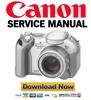 Thumbnail Canon Powershot S1 IS Service Manual & Repair Guide