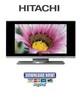 Thumbnail Hitachi 32HDL51M Service Manual & Repair Guide