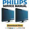 Thumbnail Philips 32HFL3330D Service Manual & Repair Guide