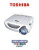 Thumbnail Toshiba TDP-MT8 Official Service Manual & Repair Guide