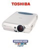 Thumbnail Toshiba TLP-B2 Official Service Manual & Repair Guide