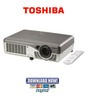 Thumbnail Toshiba TLP-S30 + T50 + T50M Official Service Manual & Repair Guide