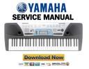 Thumbnail Yamaha PSR-170 Service Manual & Repair Guide
